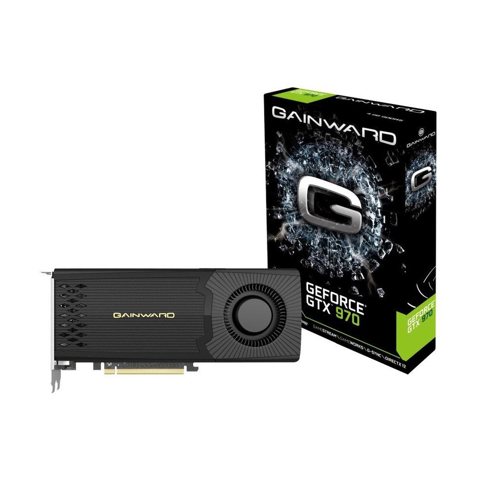 Carte graphique Gainward GeForce GTX 970, 4 Go + 1 jeu offert