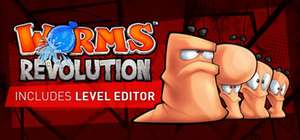 Worms Collection sur PC à 16.59€, Worms Revolution