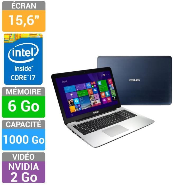 PC portable Asus R556LN-XX137H + 200€ en bons d'achat