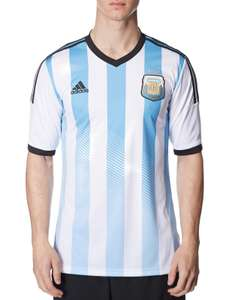 Maillot Adidas Argentine 2014