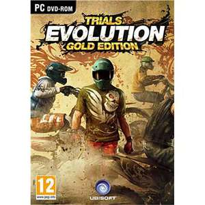 Trials Evolution Gold Edition sur PC