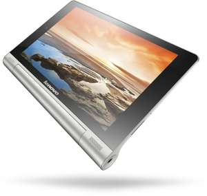 "Tablette tactile 8"" Lenovo Yoga B6000 Gris (Disque dur SSD 16 Go, OS Android, WiFi)"