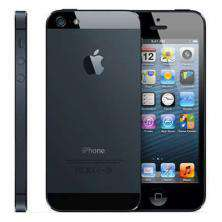 Apple iPhone5 16Go Noir - Reconditionné