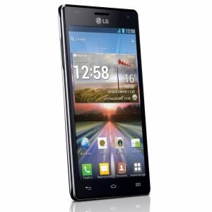Smartphone LG Optimus 4X HD P880 black