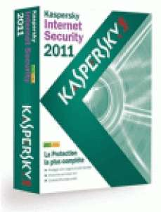 Kaspersky Internet Security 2011 version 3 postes