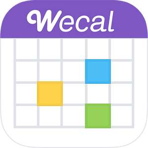 Application WeCal - Abonnement d'un an gratuit (au lieu de 27,12€)