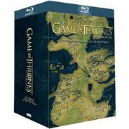Sélection de coffrets Blu-ray/Dvd avec 50% sur la carte Whaao - Ex : Coffret Blu-ray Game of thrones saison 1 à 3
