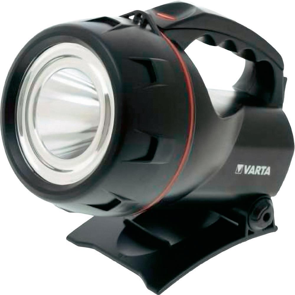 Projecteur  de bricolage  LED (150 lumens soit 300m)  rechargeable Varta