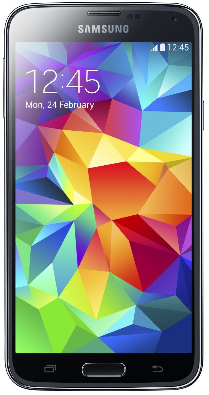 "Smartphone 5.1"" Samsung Galaxy S5 - Noir 16Go"