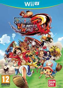 Jeu One Piece Unlimited World Red - Edition Day One sur Wii U