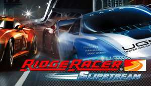 Ridge Racer Slipstream iOS gratuit (au lieu de  2,69€)