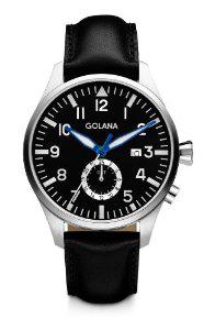 Montre Homme Golana AE500-1 - Quartz Analogique