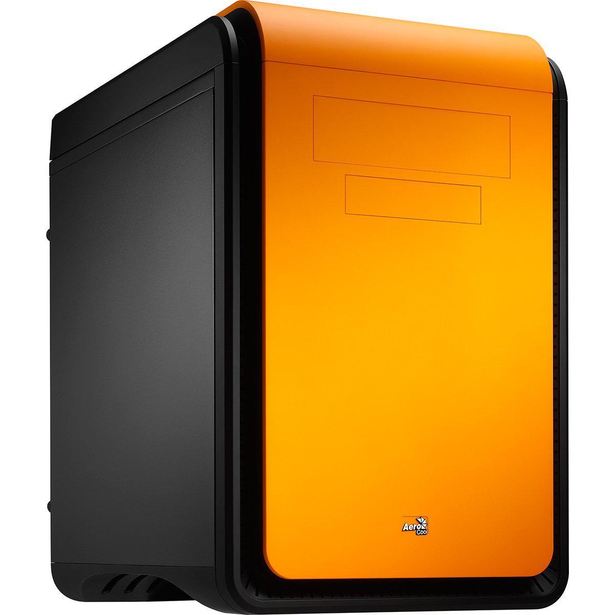 Boitier PC Aerocool DS Cube - Orange
