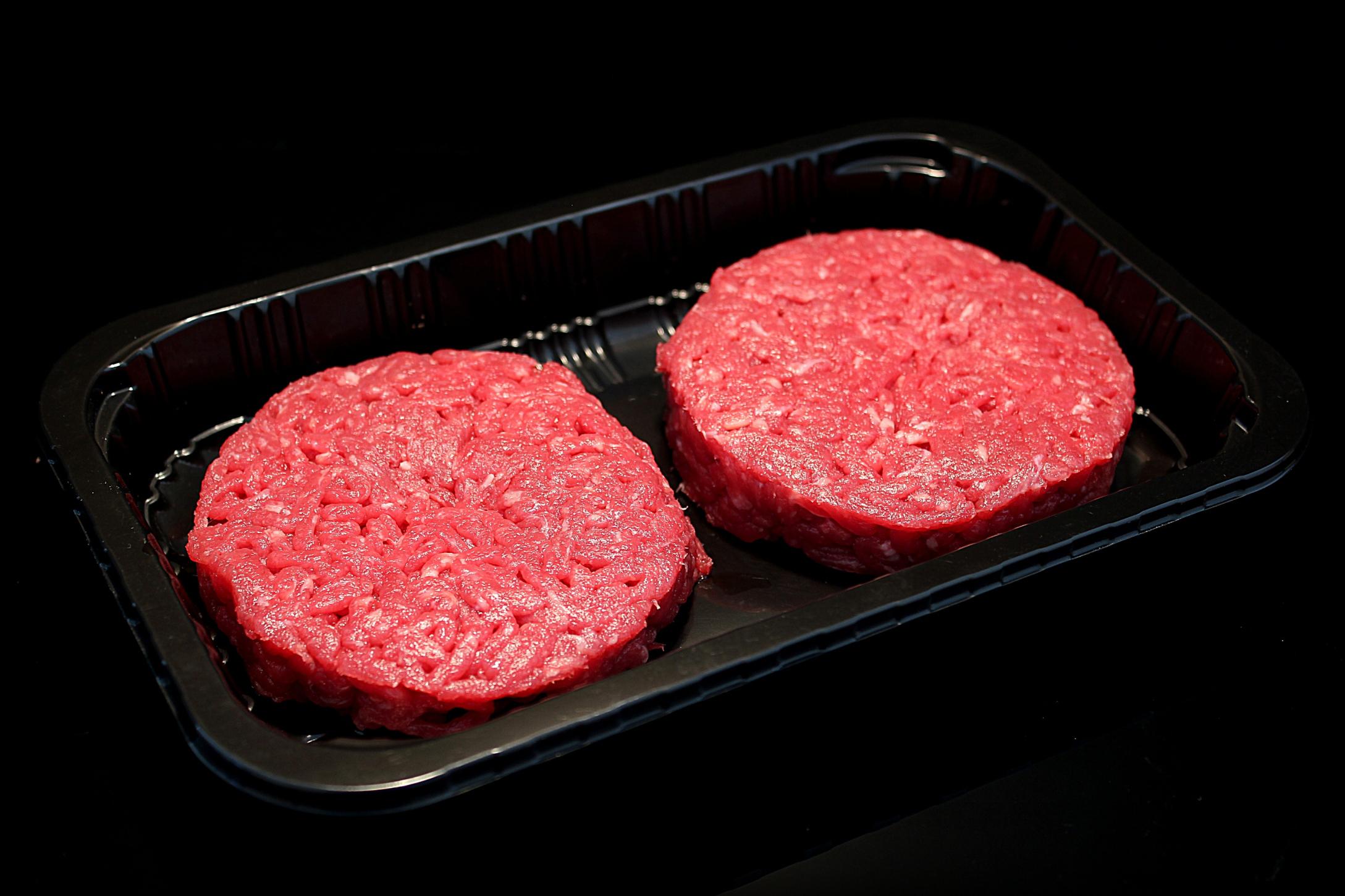 Steaks hachés façon bouchère