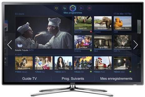 "TV 40"" Samsung 40F6320AWXXH 3D"