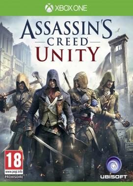 Assassin's Creed Unity sur Xbox One dématérialisé
