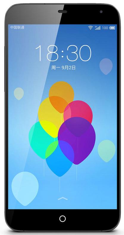Smartphone Meizu MX3 16 Go (avec ODR de 50€)