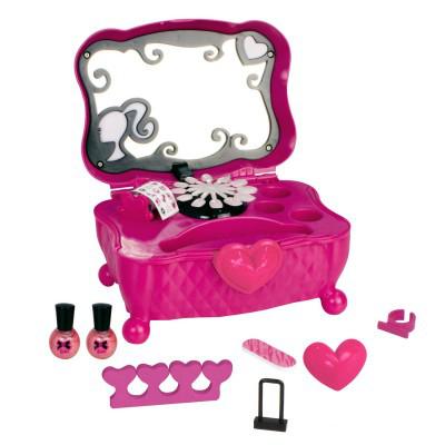 Coffret Magic Manucure Bar Barbie (3 à 7ans)