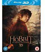 Le Hobbit : Un voyage inattendu - Coffret Blu-ray 3D + Blu-ray + DVD + Copie digitale UltraViolet