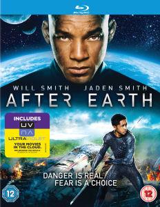Blu-ray After Earth Masterisé en 4K / Blu-ray + UltraViolet