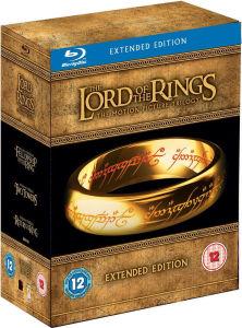 Coffret Blu-ray Trilogie Le Seigneur des Anneaux - Version longue