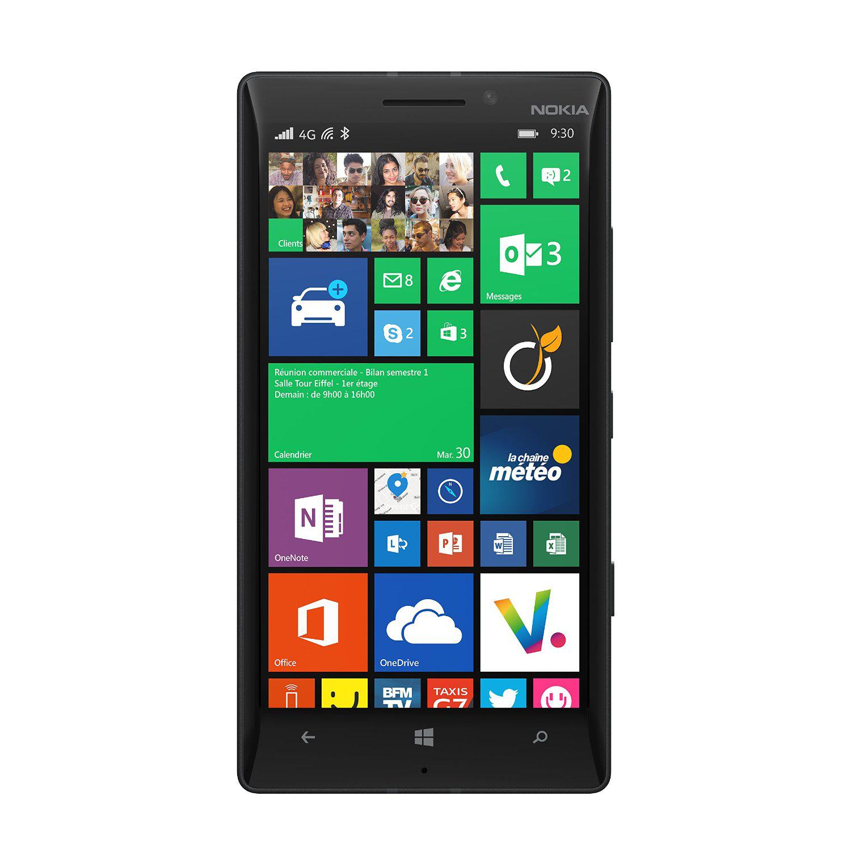 Smartphone Nokia Lumia 930 32 Go - Plusieurs coloris