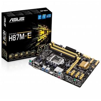 Carte mère Asus H87M-E C2 socket 1150 - Micro-ATX