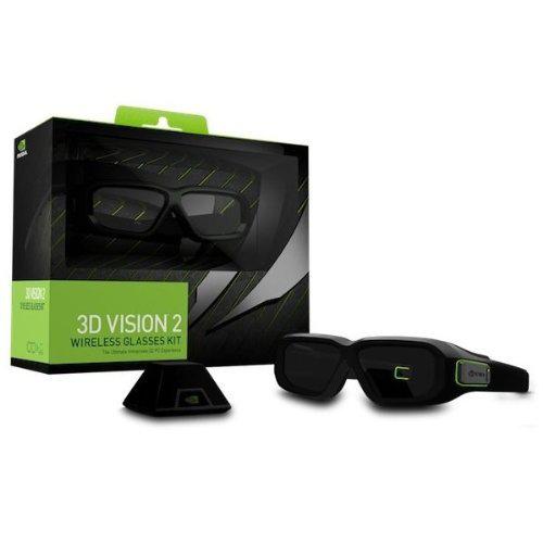 Kit Nvidia 3D Vision 2 Lunettes 3D + récepteur