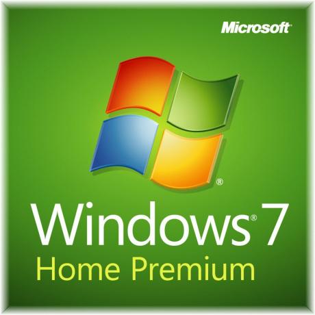 Microsoft Windows 7 Home Premium 32/64 Bit