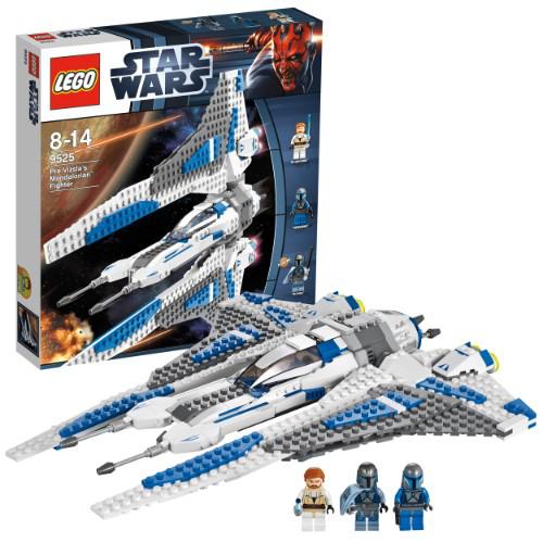 20% de réduction supplémentaire sur une sélection d'articles- Ex: Lego 9525 Star Wars Pre Vizsla's Mandalorian Fighter