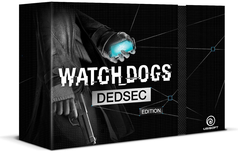 Jeu Watch Dogs - édition collector dedsec PS4 Offre Eclair (également disponible sur Xbox One/360/PS3)