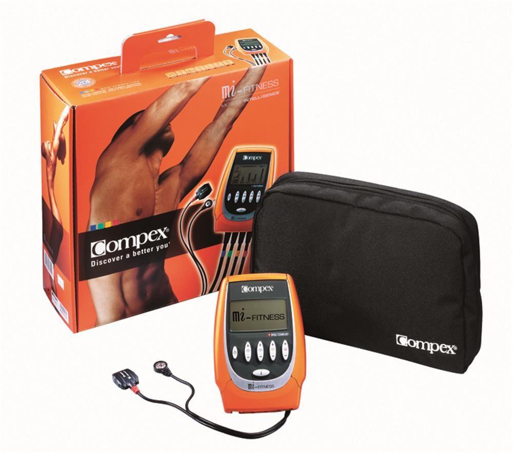 Electrostimulateur Compex Mi-Fitness Orange