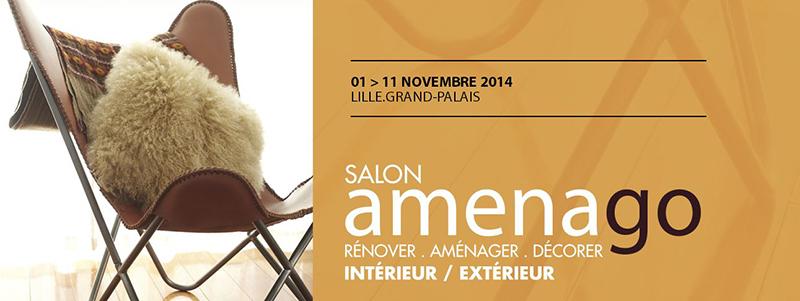 Invitations gratuites salon Amenago et Envies Culinaires (au lieu de 5€)