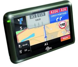 """GPS  4.3"""" Mappy Itie 408"""