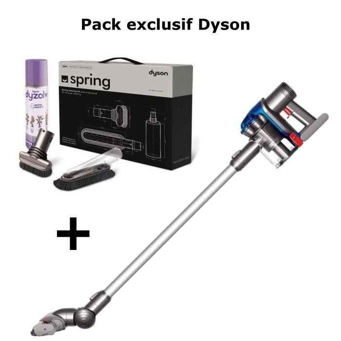 Aspirateur Dyson DC35 + Kit nettoyage de printemps