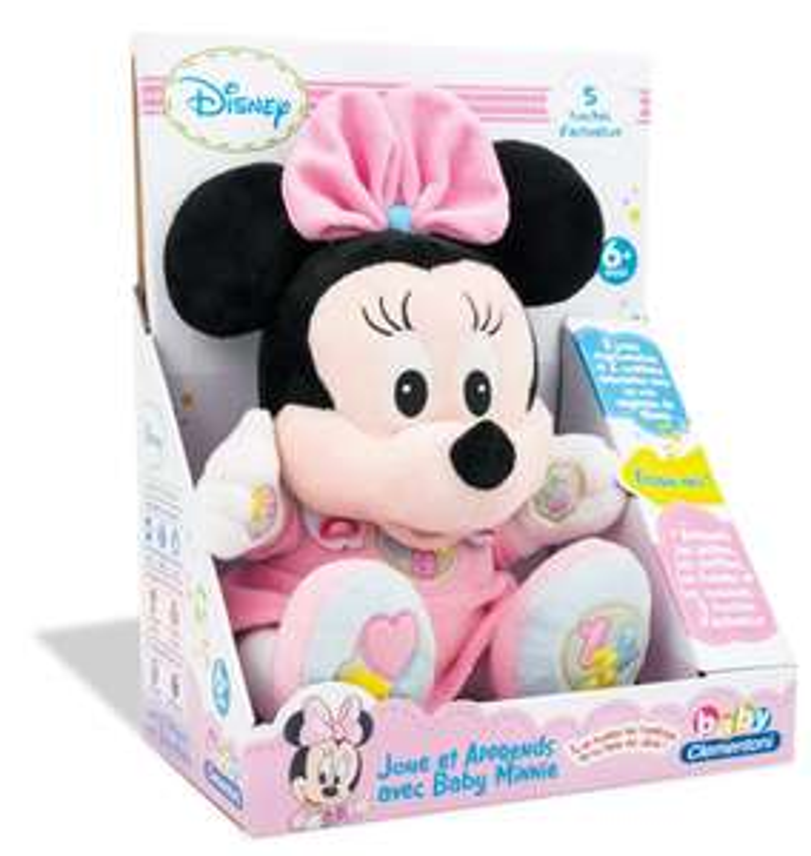 Peluche Baby Minnie Interactive (vendeur tiers)