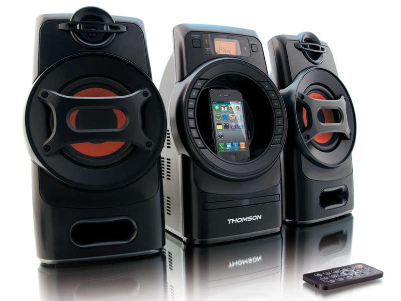 Micro chaine Ipod/Iphone Thomson MIC215I