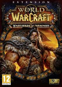[Précommande] World of Warcraft - Warlords of Draenor sur PC