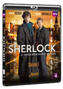 Sherlock - Saison 1 en Blu-ray