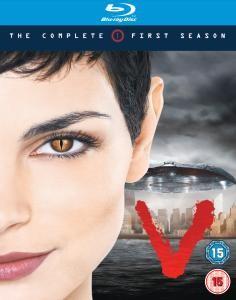 Saison complète intégrale de V en Blu-ray