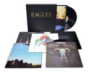 Coffret Vinyl The Eagles The Studio Albums 1972-1979