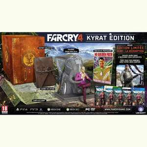 Far Cry 4 - Edition Collector Kyrat sur PS4, Xbox One