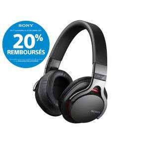 Casque audio sans fil Sony MDR-1R BT Bluetooth / NFC (avec ODR 20%)