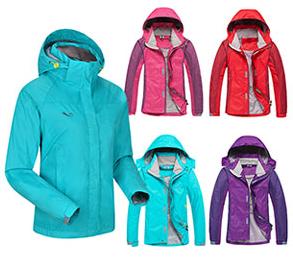Manteau pour femme Chaota (Waterproof Windproof)