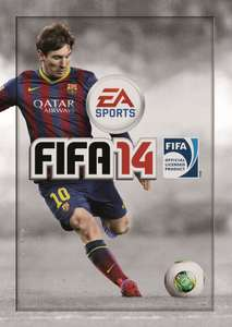 Steelbook Fifa 14 - édition ultimate Lionel Messi
