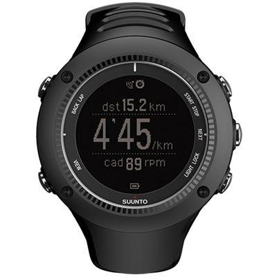 Montre running GPS Suunto ambit 2 R noire