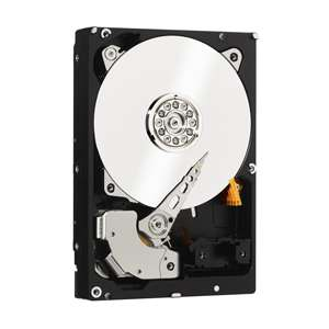 "Disque dur interne 3.5"" Western Digital Black 4 To SATA 6 Gb/s"