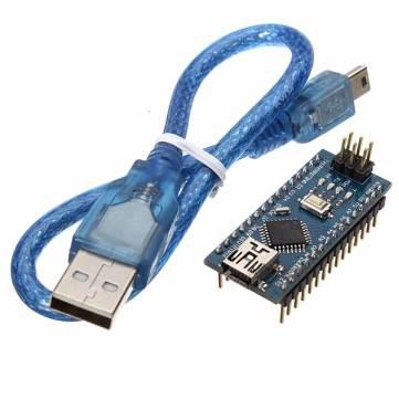 "Carte programmable ""Compatible"" Arduino Nano V3"