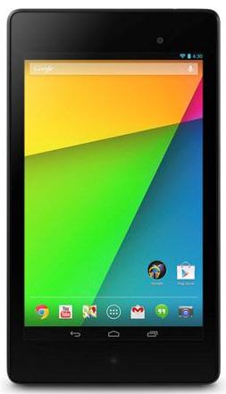 Tablette Nexus 7 (2013) - 16Go - Reconditionné