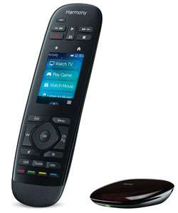 Télécommande Universelle Logitech Harmony Ultimate -  Ecran LCD tactile (modèle WIFI)